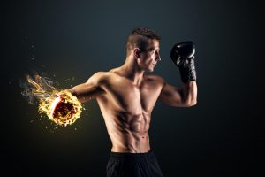 facts about burning fat