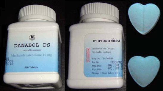 Effect of Dianabol